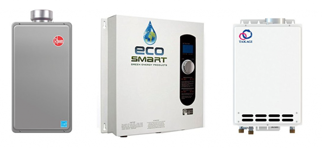 Tankless Water Heater Black Friday