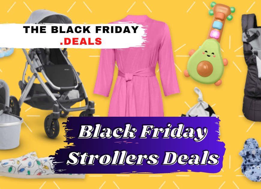 Best Black Friday Strollers Deals