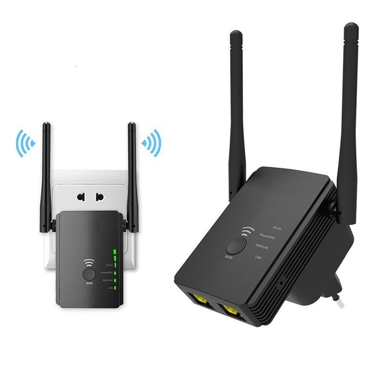 Black Friday Wifi Booster Wifi Extender With Wps Internet Signal Booster Wifi Booster Eu Original Package