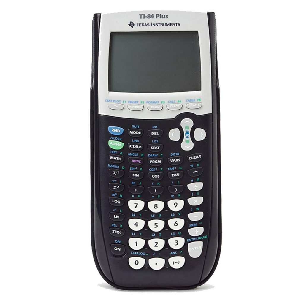 Texas Instruments Ti 84 Plus Graphing Calculator Black Friday Graphing Calculators Deals