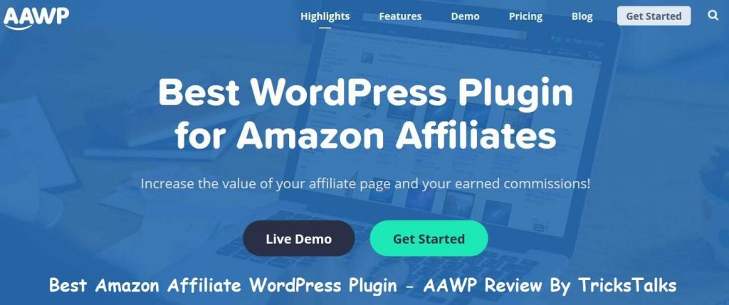 Aawp Review Best Amazon Affiliate WordPress Plugin