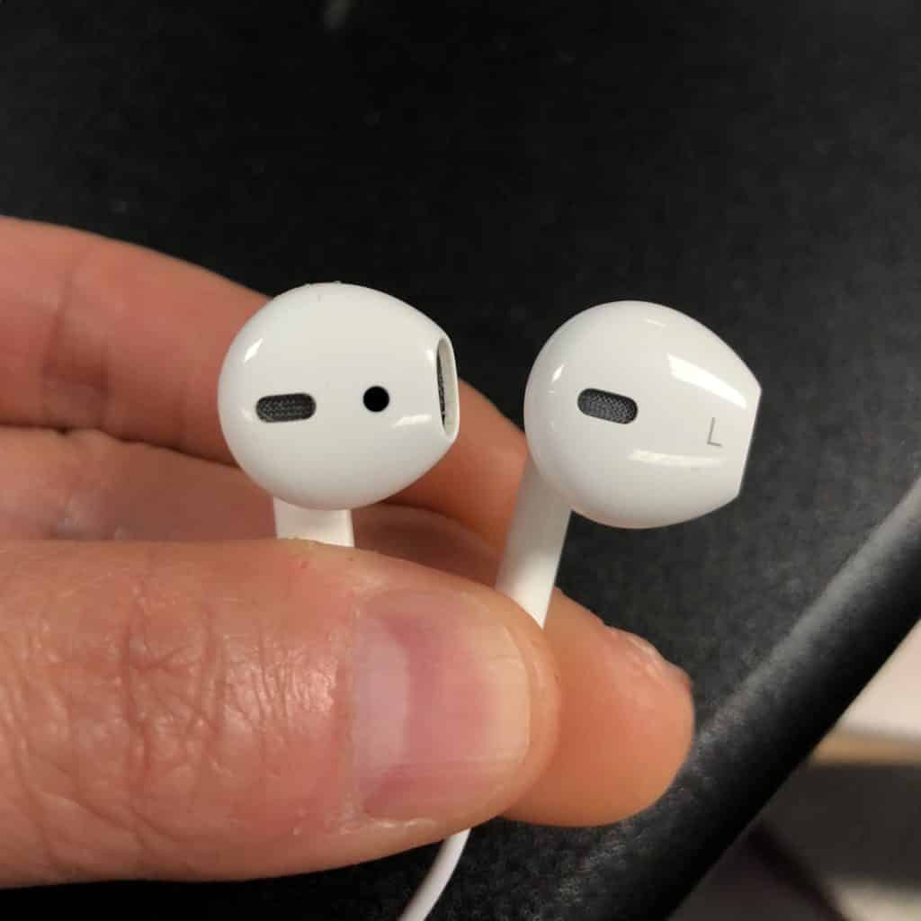 Airpod Vs Earpod Shape