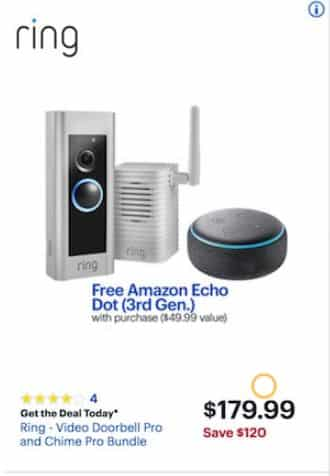 Black Friday Ring Door Bell Bestbuy Store Online And Offline