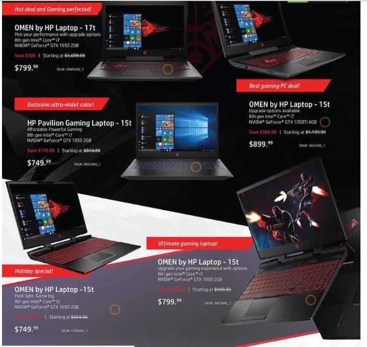 Hp Gaming Laptop Black Friday Deals