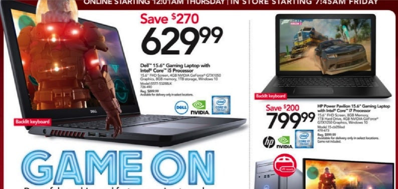 Office Depot Gaming Laptops Black Friday