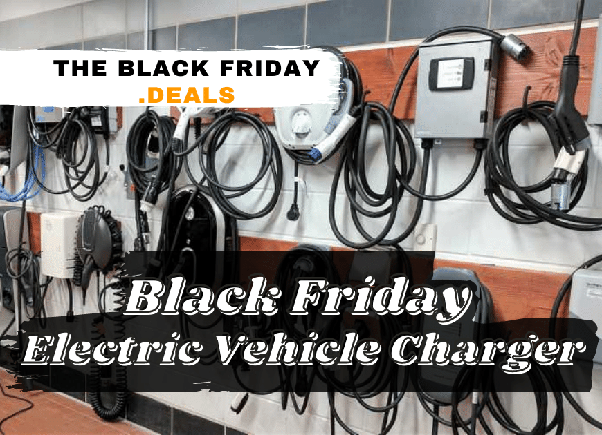 Black Friday Electric Vehicle Charger Deals