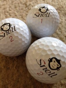 Black Friday Snell Golf Balls