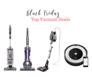 Black Friday Vacuum Cleaner Deal