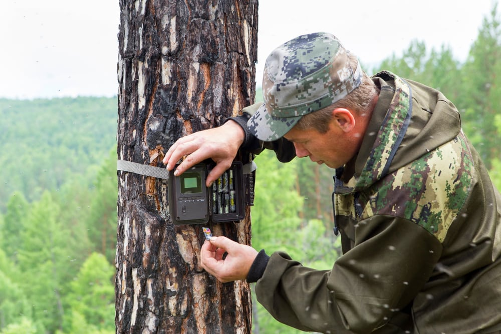 Best Trail Camera (setup Instering Memory Card In Device)