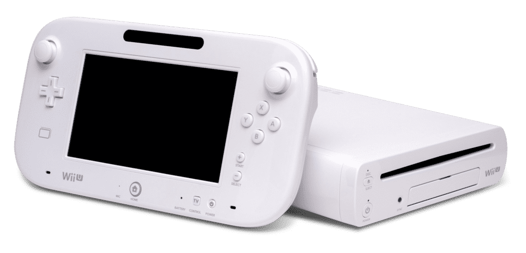 Black Friday Wii U Console And Gamepad