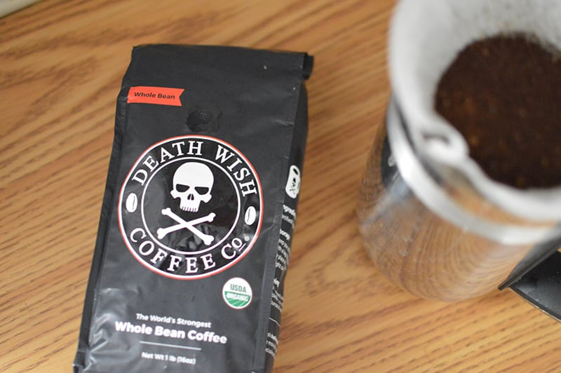 Black Friday Death Wish Coffee Review