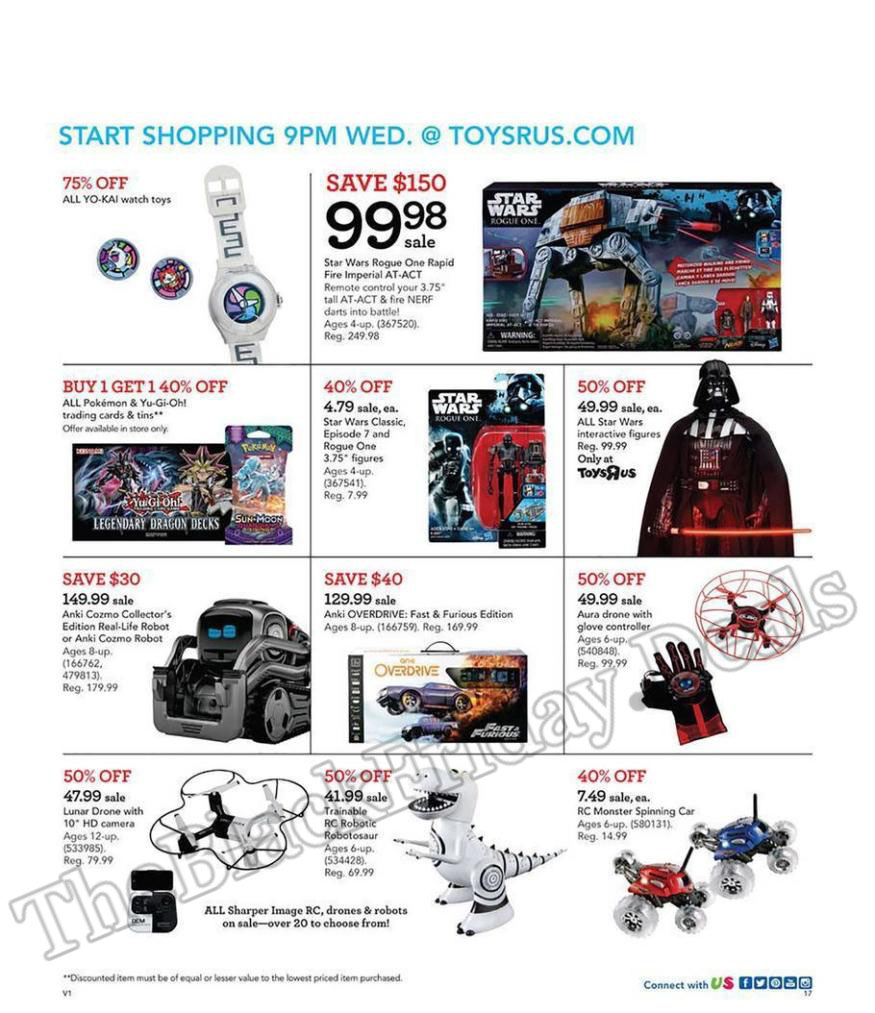 Toys R Us Black Friday 2020 Deals, Sales & Ads (1)