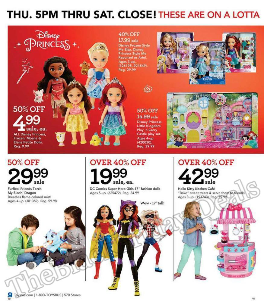 Toys R Us Black Friday 2020 Deals, Sales & Ads (10)