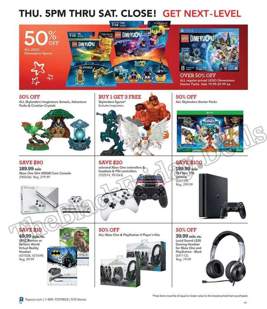 Toys R Us Black Friday 2020 Deals, Sales & Ads (12)
