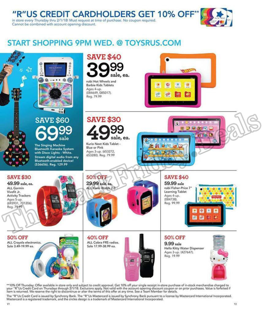 Toys R Us Black Friday 2020 Deals, Sales & Ads (13)