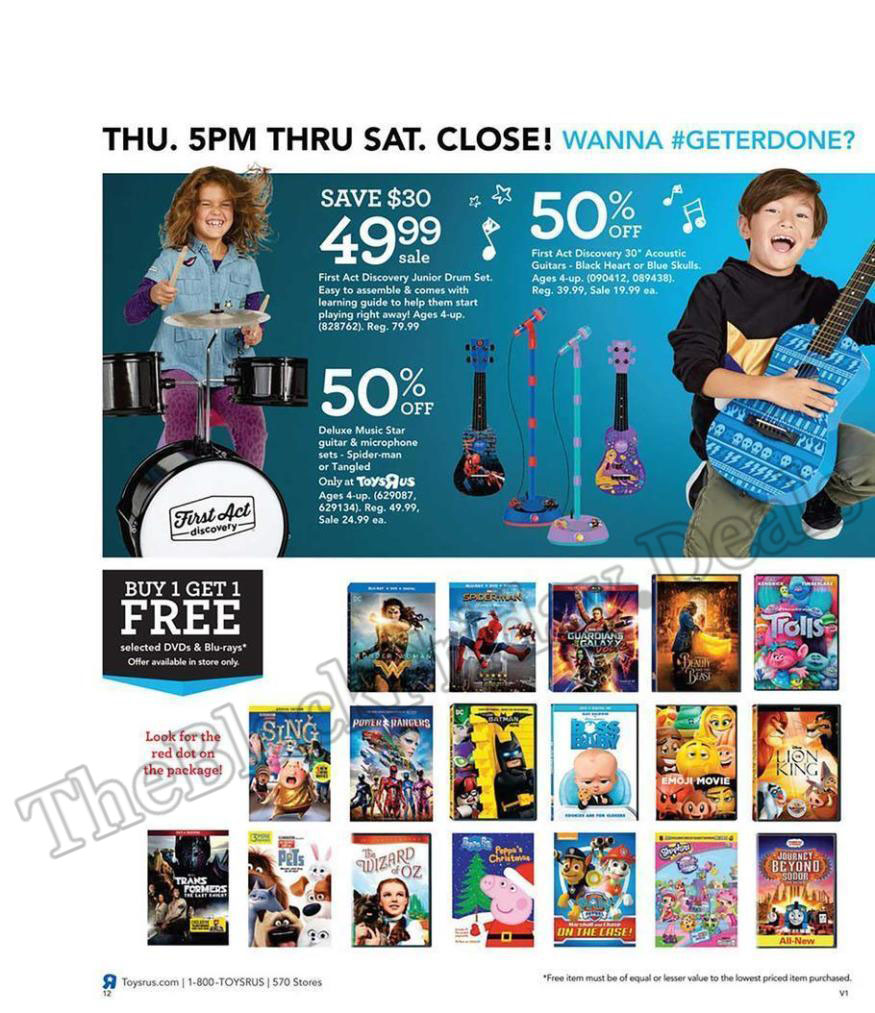 Toys R Us Black Friday 2020 Deals, Sales & Ads (18)