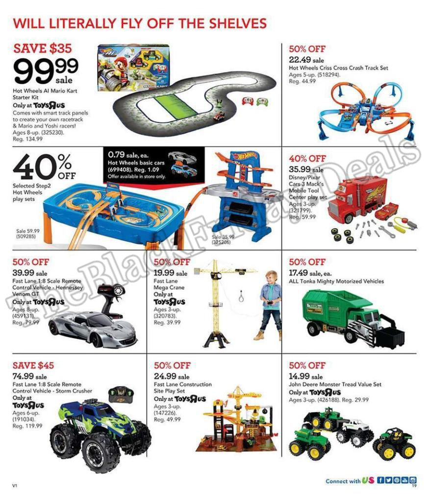 Toys R Us Black Friday 2020 Deals, Sales & Ads (21)