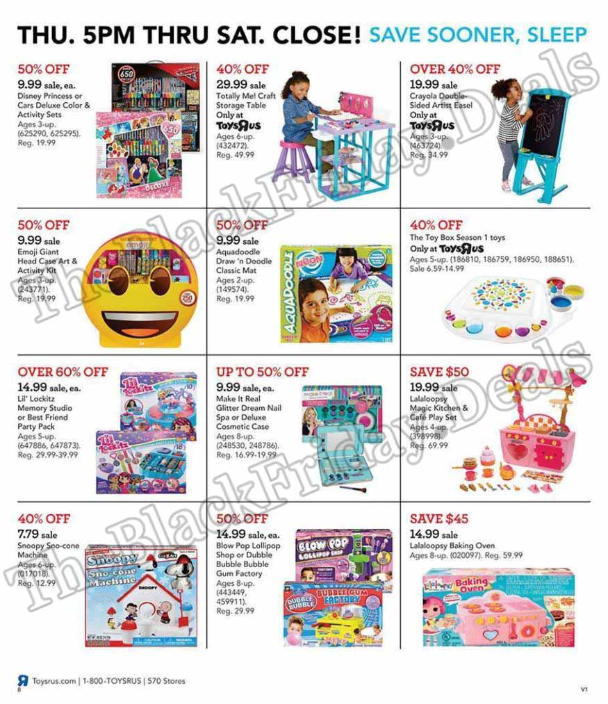 Toys R Us Black Friday 2020 Deals, Sales & Ads (25)