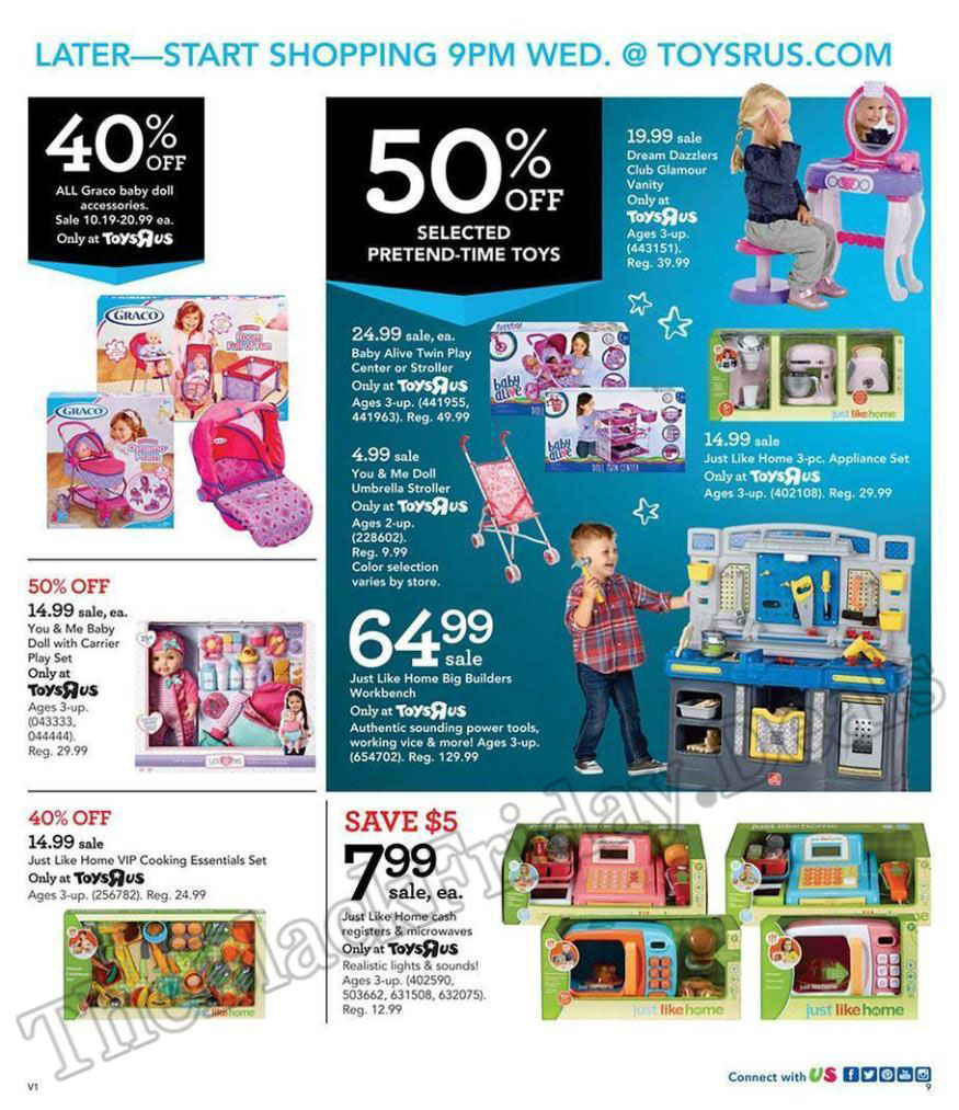 Toys R Us Black Friday 2020 Deals, Sales & Ads (26)