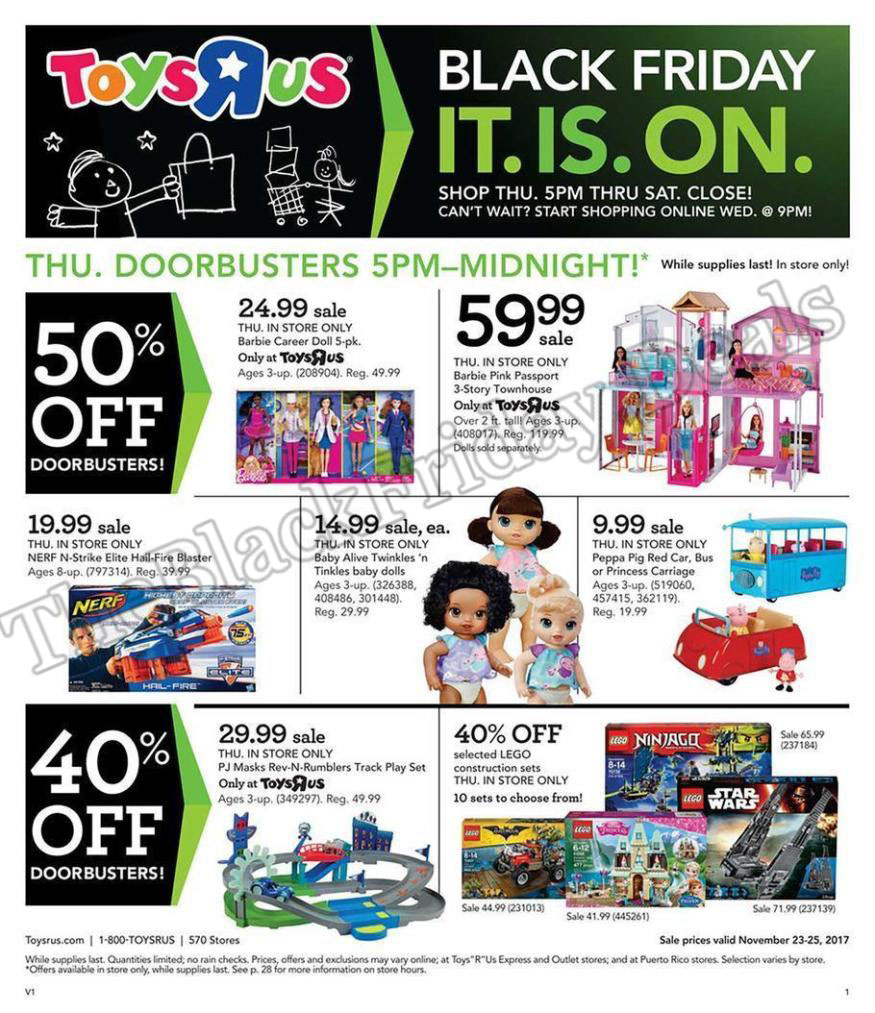 Toys R Us Black Friday 2020 Deals, Sales & Ads (4)