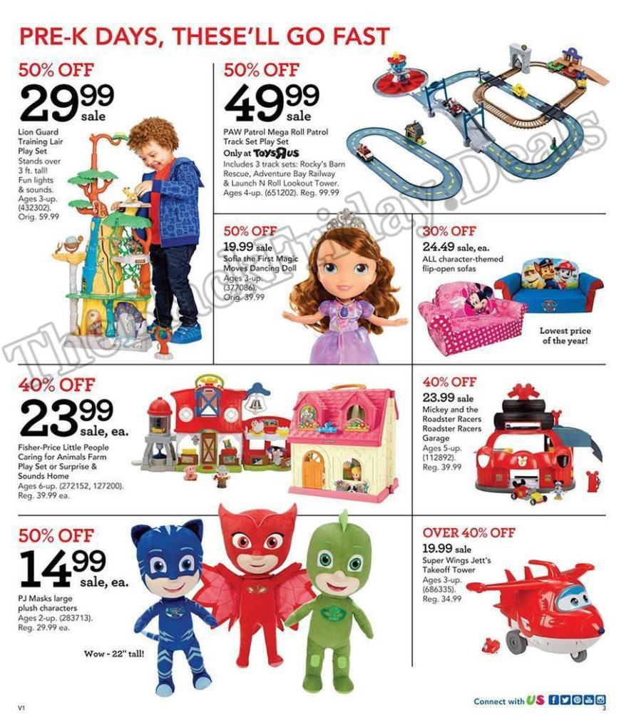 Toys R Us Black Friday 2020 Deals, Sales & Ads (6)