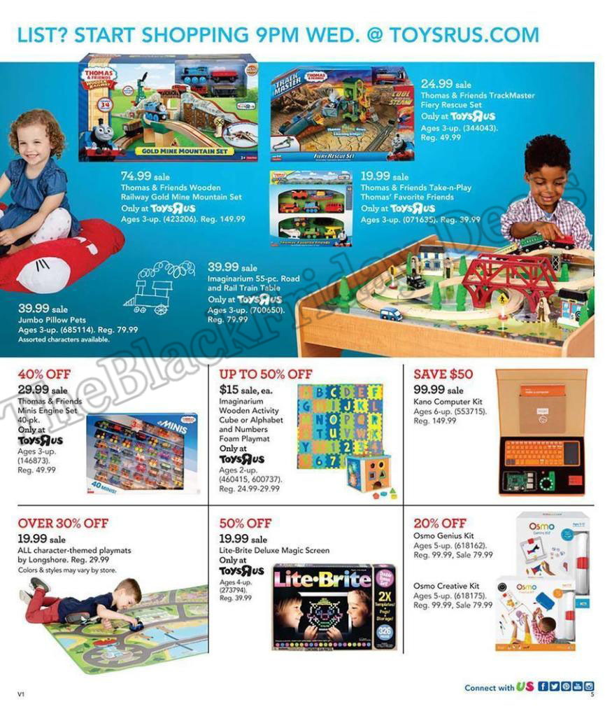 Toys R Us Black Friday 2020 Deals, Sales & Ads (7)