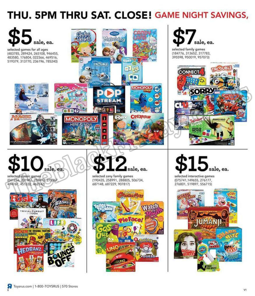 Toys R Us Black Friday 2020 Deals, Sales & Ads (8)