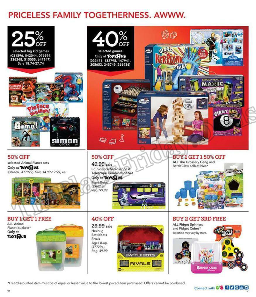Toys R Us Black Friday 2020 Deals, Sales & Ads (9)