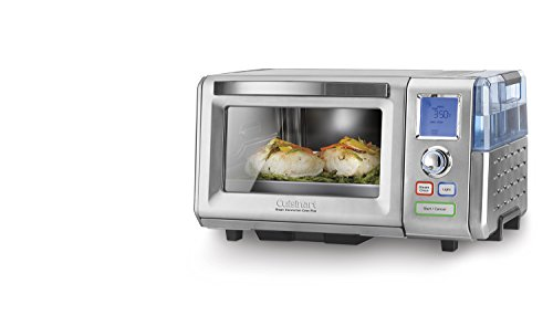 Cuisinart Cso 300n1 Convection, Stainless Steel Steam & Convection Oven, 20x15