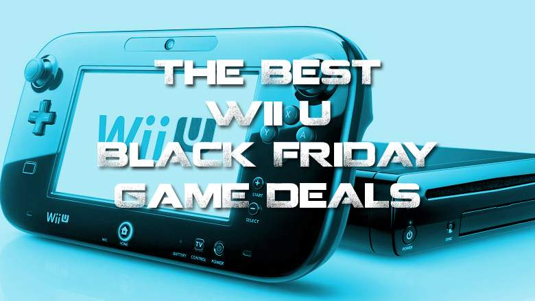 Nintendo Wii U Black Friday Deals