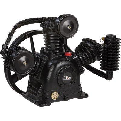 2 Stage Air Compressor Black Friday - Northstar Air Compressor Pump 2 Stage, 3 Cylinder, 14.9 Cfm At 90 Psi