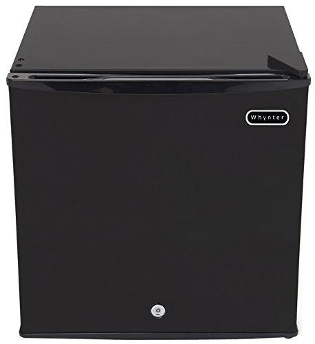 Best Deep Freezer Black Friday - Whynter Cuf 110b Energy Star 1.1 Cubic Feet Upright Freezer With Lock, Black