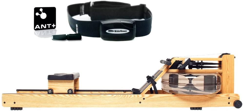 WaterRower Natural and Digital Heart Rate Monitoring Kit External Plug-in ANT