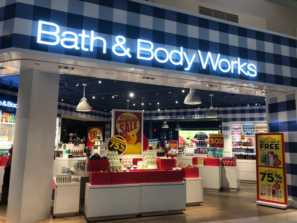 Bath And Body Works Black Friday