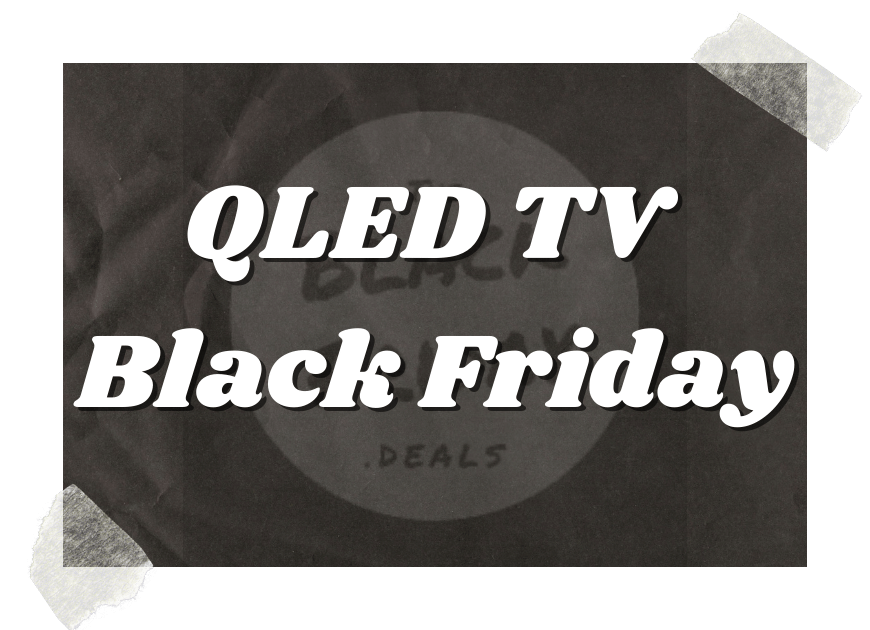 Qled Tv Black Friday