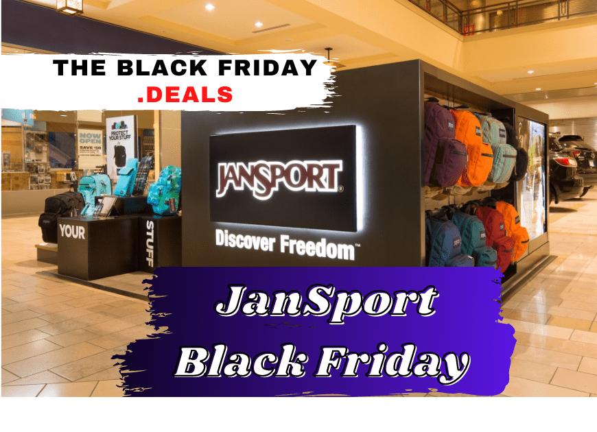 Best Jansport Black Friday Deals