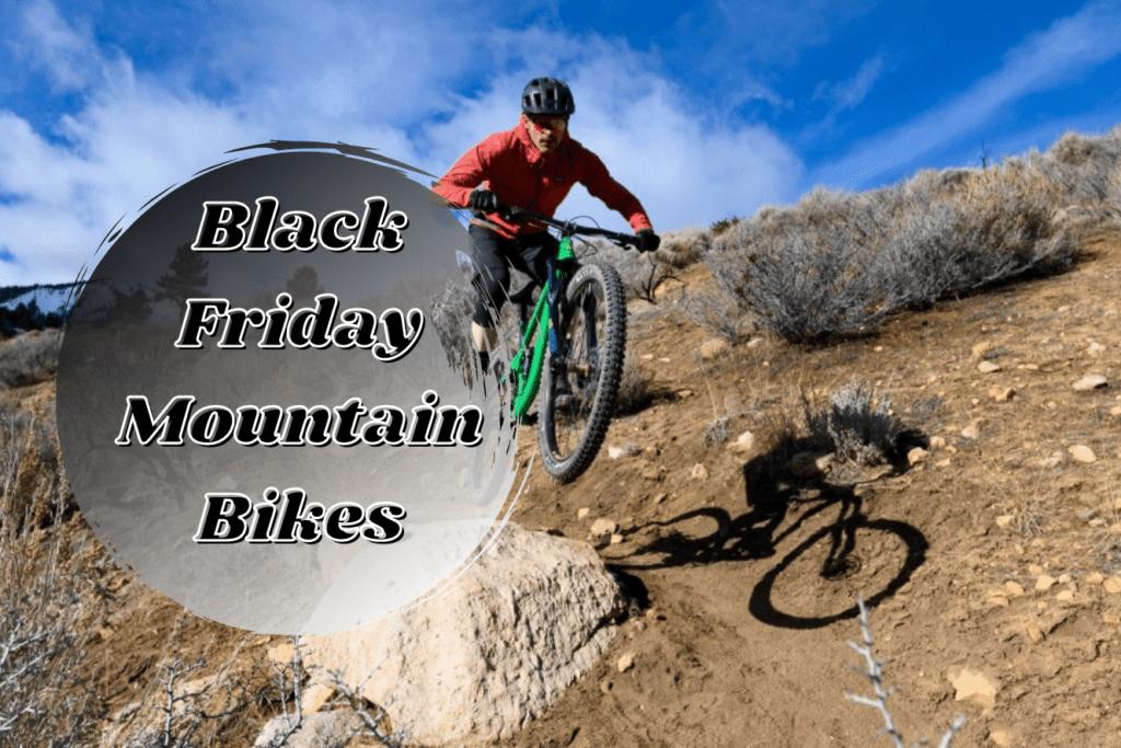Black Friday Mountain Bikes