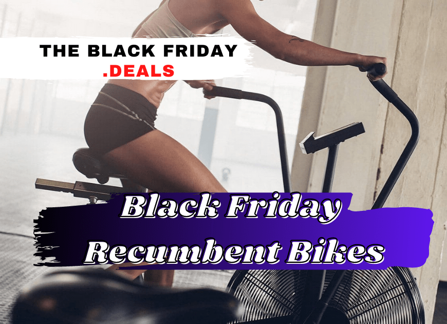 Black Friday Recumbent Bikes