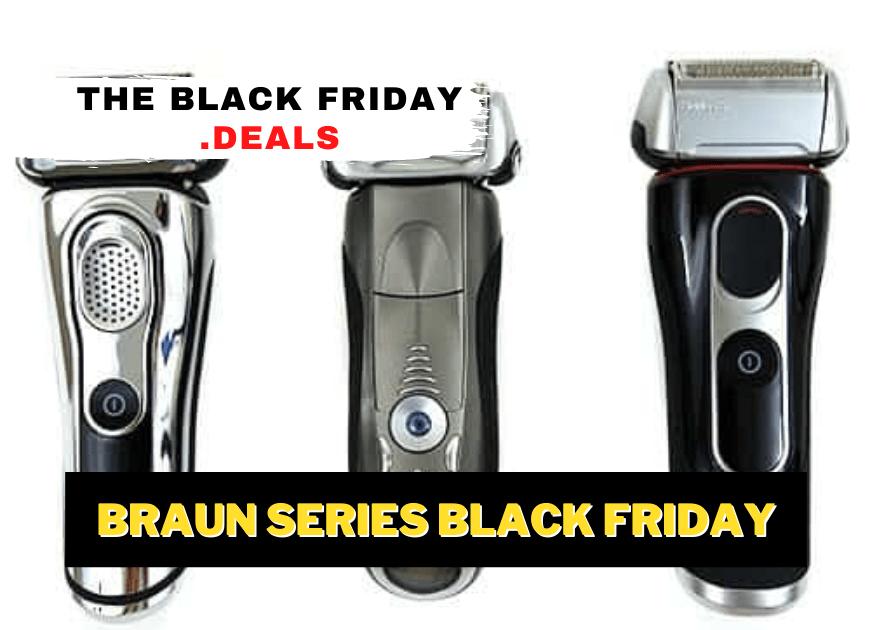 Braun Series 7 Black Friday Deals