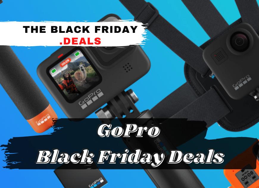 GoPro Black Friday Deals