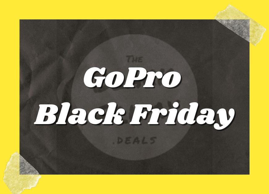 GoPro Black Friday