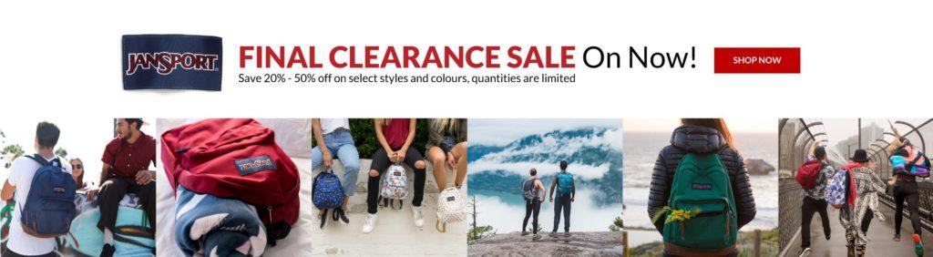 Jansport Black Friday Ad, Sales And Deals