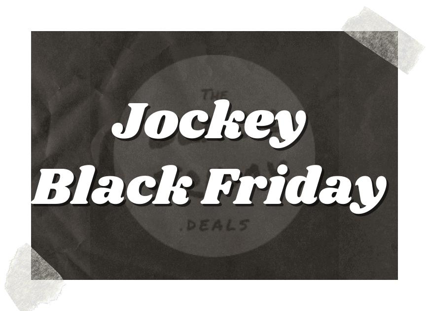 Jockey Black Friday