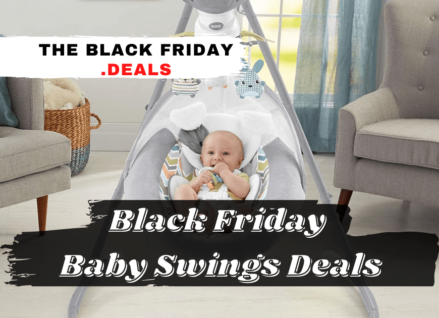Baby Swings Black Friday Deals