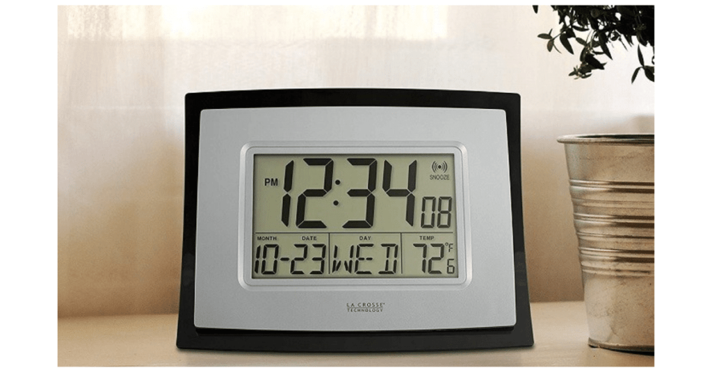 Best Black Friday Digital Wall Clocks Deals