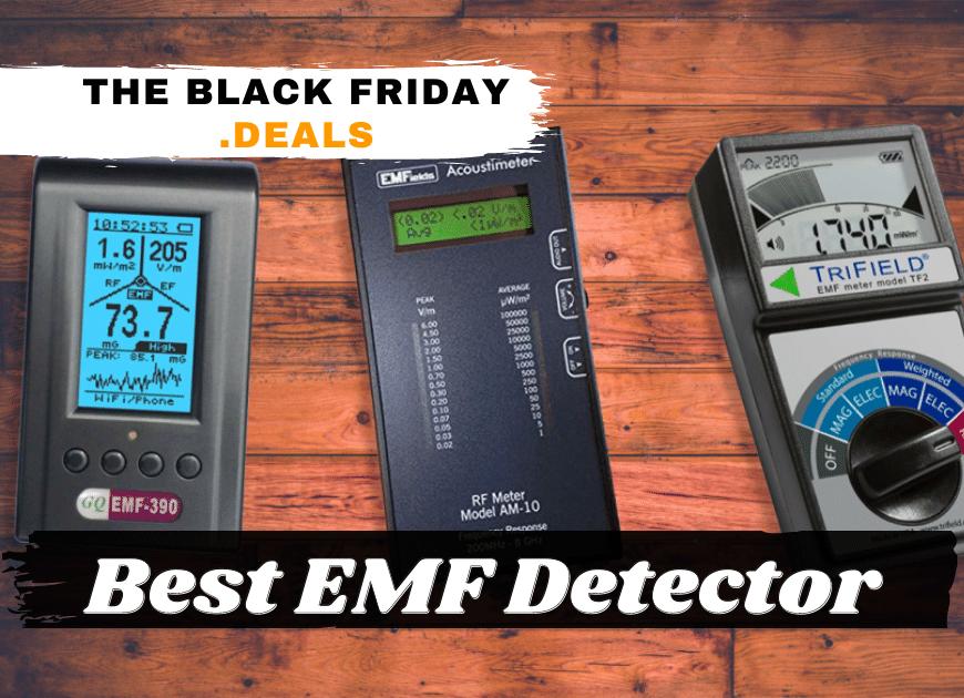 Best Emf Detector