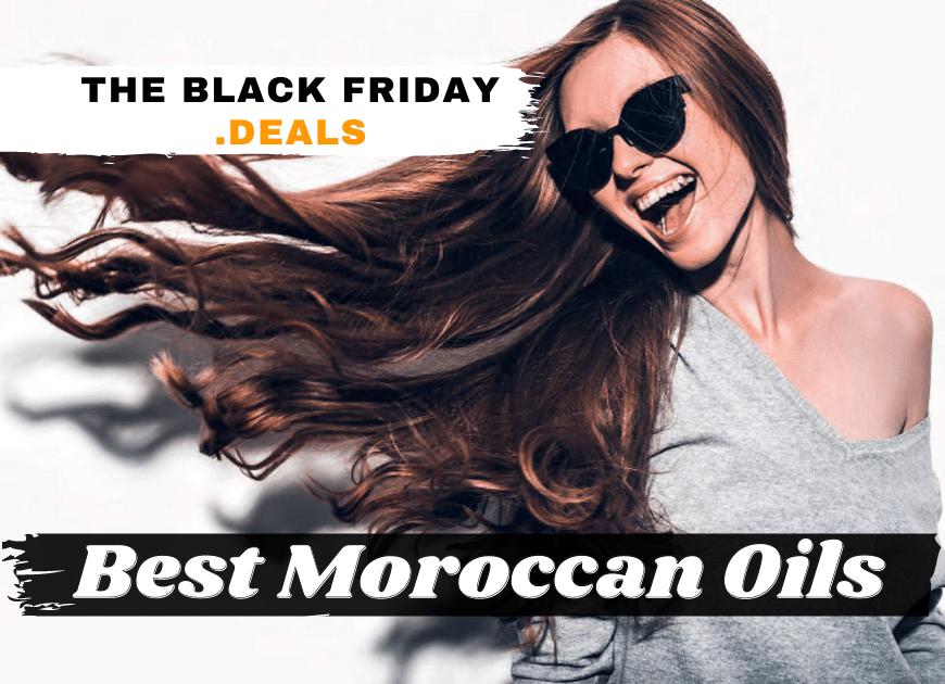 Best Moroccan Oils