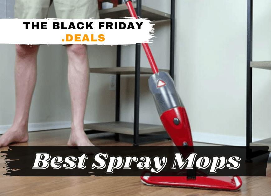 Best Spray Mops