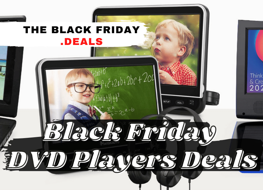 Black Friday Dvd Players