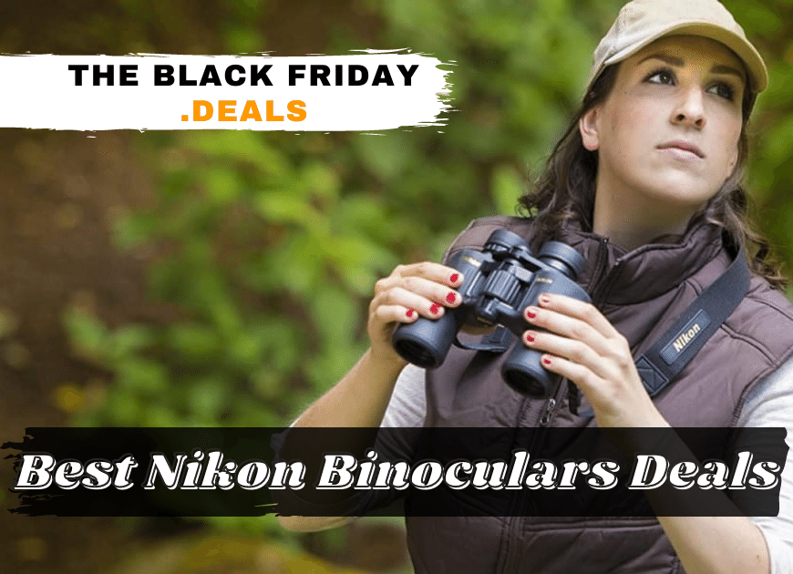 Best Black Friday Nikon Binoculars Deals